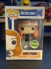 Amy Pond Doctor Who Funko POP 2018 ECCC Exclusive