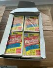 1982 Topps Brighams Coca Cola Boston Red Sox Unopened Unsearched Box 48 packs