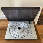 Bang  Olufsen Beogram RX2 Turntable Type 5833 With MMC5 Cartridge Works BO
