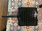 Pampered Chef Waffle Puff Pan Only used once