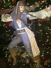 12 Pirates of the Caribbean talking Jack Sparrow figure