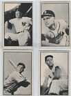 1953 Bowman Black and White. YOUR CHOICE. Card Grades: GD - EXMT.
