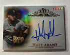 Matt Adams Rookie Cards and Prospects Cards Guide 19