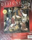 Designs For The Needle Christmas Traditions Nativity Figures X Stitch Kit 319842
