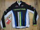 Sugoi Cannondale Pro Team Cycling Winter Long Sleeve Jersey Mens L