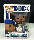 Funko Pop! Vinyl Figure MLB Ken Griffey Jr. #24 Safeco Field Exclusive Mariners