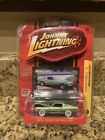 Johnny WHITE LIGHTNING 68 Shelby Mustang GT500 CHASE Muscle Cars Since 1969