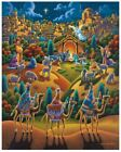 Nativity Jigsaw Puzzle 1000 Pieces by Dowdle 19 1 4 x 26 5 8 New
