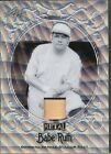 2019 Leaf Metal Babe Ruth Collection Baseball Cards - Special Edition Box 15