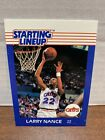 Larry Nance 1989 Kenner Starting Lineup Card - Cleveland Cavaliers