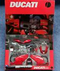 Ducati 999 Model Kit 112 Die Cast Brand New Motorcycle Motocross New Ray