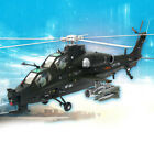 1 48 Diecast Military Plane Toy Helicopter Aircraft Model Toys w Stand Gift