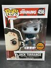 Funko Pop Movies! The Shining Frozen Jack Torrance CHASE #456 Mint w Protector