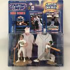 1998 Starting Lineup Classic Doubles JOSE CANSECO MARK McGWIRE Oakland A's