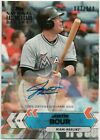 2017 Topps National Baseball Card Day Auto Justin Bour 200 SSP RARE!! MARLINS