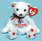 TY/Beanie Babies - Courageousness The Special Olympics Bear (Bronze Nose)
