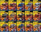 2020 Matchbox Superfast Complete 15 Car Set Volkswagen Nissan Ford MOC