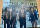 THE WARRIORS SIGNED X5 PHOTO WITH JSA COA MICHAEL BECK DVV +3 11