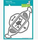 Lawn Fawn Cutting Die Set GIFT CARD HEART ENVELOPE Love Giving  LF2472