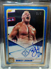 BROCK LESNAR 2020 Topps WWE Transcendent Collection Auto Autograph Blue 3 5 SSP