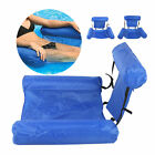 Foldable Water Floating Deck Chair Inflatable Row Rafting Bed Sofa Swim Pool Kit