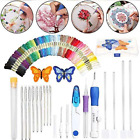 Punch Needle Embroidery SetEmbroidery Pen Punch Needle Kit Craft Tool Embroider