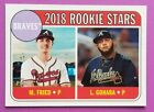 2018 Topps Heritage Baseball Variations Checklist and Gallery 173