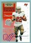 Doug Martin Rookie Cards Checklist and Guide 53