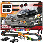 Fast  and Furious Ultimate Speed Slot Car Racing Track Police Car Dodge Charger