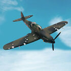 DieCast Plane Model IL 2 Attacker Aircraft WWII Airplane 1 76 Scale Desk Toy