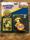 Tim Raines Starting Lineup 1991 VTG Action Figure Baseball Card Collector Coin
