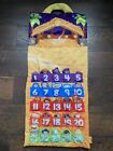 2009 Fisher Price Little People Nativity Advent Calendar Kids Soft Play