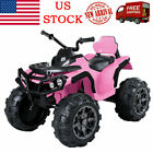 LEADZM 12V Electric ATV Double Drive Children Car Dune Buggy Beach Toy Gift US