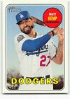 2018 Topps Heritage High Number Baseball Variations Guide 125