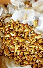 100 BRASS HYDRAULIC AIR  PNEUMATIC Plumbing FITTINGS LOT OF 1 4 5 16 3 8 1 2