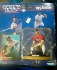 CHUCK KNOBLAUCH 1998 EDITION STARTING LINEUP FIGURE **NEW IN BOX**