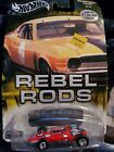 Hot Wheels 69 Brawner Hawk Metal Collection Rebel Rods Race Car 1 20000 nip