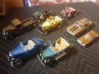 PICKUP TRUCKS COUPES Lot 8 DIECAST MODEL CARS Signature Arko Ford Chevy