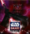 Star Wars GALAXY series 7 Hobby Box Topps Trading Cards Factory Sealed