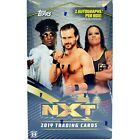 2019 Topps WWE NXT Wrestling Hobby Box - 2 Guaranteed Autographs! Free Shipping!