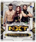 Topps 2020 WWE NXT Wrestling Factory Sealed HOBBY Master Box 2 Autos per Box