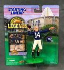 1998 Y.A. TITTLE (HALL OF FAME LEGENDS) NEW YORK GIANTS STARTING LINEUP