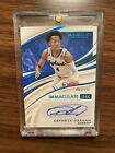 2020-21 Immaculate Collection Collegiate Basketball Cards 24