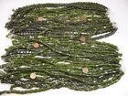 4 Pounds Assorted Shapes and Styles Green India Handmade Glass Beads GRP 12