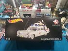 Hot Wheels Elite Ghostbusters 1 18 Ecto 1 BEAUTIFUL VERY NICE GHOSTBUSTERS ECTO