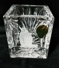 Waterford Crystal Praying Hands New Votive Candle Holder