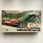 Hot Wheels Redline Sizzlers Fat Track California 500 Set Early Box Only No Parts
