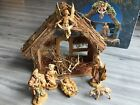 Fontanini Heirloom Nativity Six Figure Starter Set 54512 1992 5 Collection