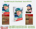 Topps MLB® Living Set 2-Card Bundle - Cards #375-376 - JOSE CANSECO - GONSOLIN