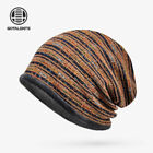 Fashion Mens Womens Beanie Hat Knitted Hat Scarf Ski Slouch Winter Beanie Hats
